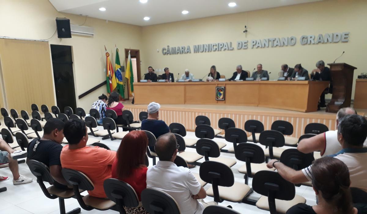 Sessão Ordinária de 13 de março de 2018